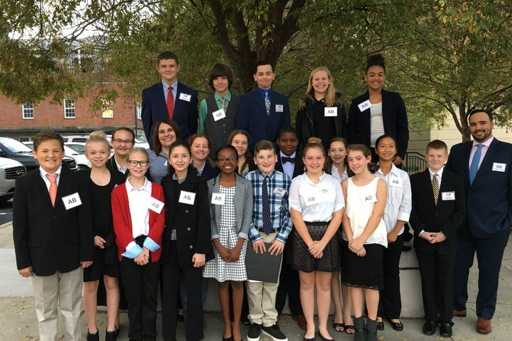 2017 MSMT State Team - Pleasant Knoll Middle