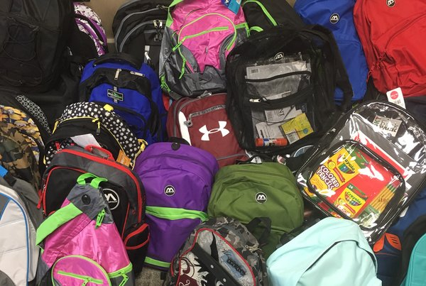 Young Lawyers Hosting Backpack and Supply Drive