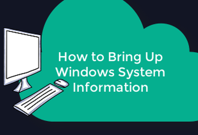 Retrieving Windows System Information