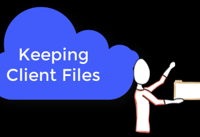 Keeping Client Files