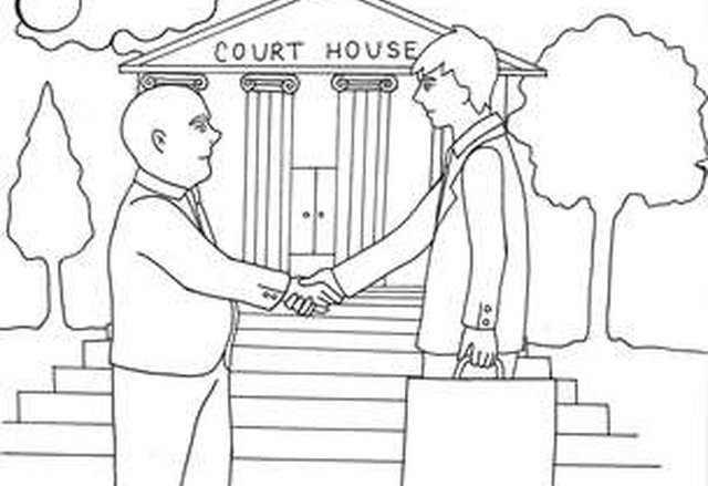 Elementary Coloring Pages South Carolina Bar